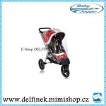 Baby jogger pláštěnka City Elite transparent