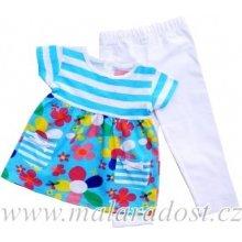 Dětský top a legíny Minoti modrý Minoti SOU-0003-02
