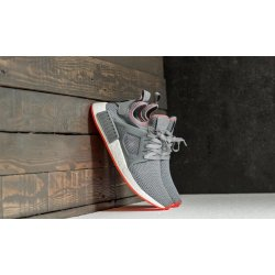newest 1ce0a dfde2 Adidas NMD XR1 Grey Three/ Grey Three/ Solid Red