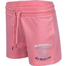 dámské šortky varsity fitness. od 99 Kč · Russell Athletic shorts With  mixed dual technique print růžová 3ccc678d35