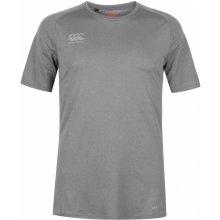Canterbury Vapodri Superlight T Shirt Mens Grey Marl
