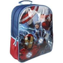 Školní batoh CERDA batoh Avengers LED batoh na cesty 88b8656d78