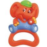 Baby Mix Alexis chrastítko sloník