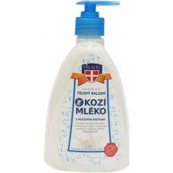 Palacio tělový balzám s pumpičkou Kozí mléko 500 ml