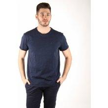 8747f61182 Tommy Hilfiger pánské tmavě modré tričko Essential