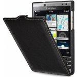 Pouzdro StilGut UltraSlim BlackBerry Passport SE černé