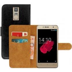 Pouzdro na mobilní telefon Pouzdro Prestigio Muze B5 černé bf1ad07a6f2