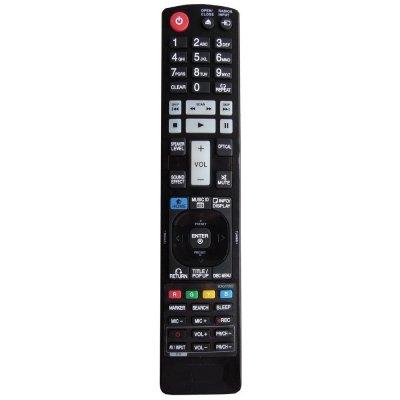 Dálkový ovladač Emerx LG AKB72946002 univerzální pro DVD a BLU-RAY