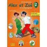 ALEX ET ZOE ET COMPAGNIE 2 Eleve+Livret de civilisation - 4