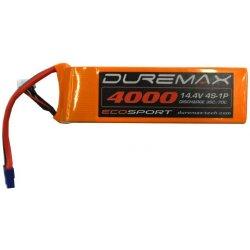 DUREMAX ECO Sport LiPol 14.8V 4000mAh 35C EC3 DXE35-4000-4S Heureka.cz