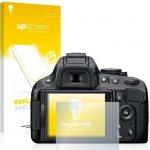 Matná ochranná fólie upscreen® Matte pro Nikon D5100