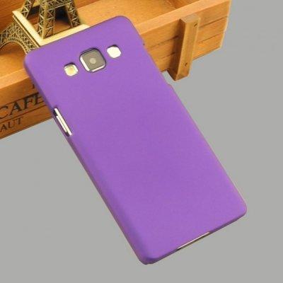 Pouzdro SES Plastové Samsung Galaxy A5 A500F - fialové
