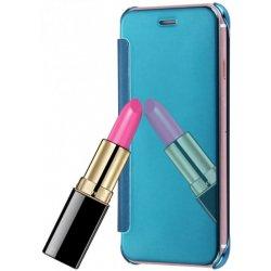 Pouzdro AppleKing zrcadlové otevírací   flipové Apple iPhone 7 modré ... 2651547527f