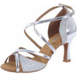 taneční boty Botan BL-49 stříbrná od 1 490 Kč - Heureka.cz 14b1c8ea23