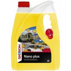 Sheron Letní kapalina do ostřikovačů Nano Plus 4 l