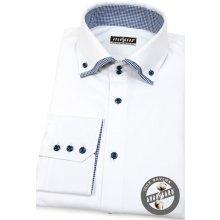 Avantgard Pánská košile KLASIK dl.ruk. - modrá 4ae1b60393