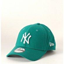 NEW ERA 3930 MLB LEABAS NEYYAN FWH1207 AQUA/WHIT 1207