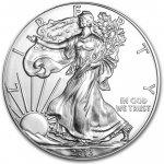 Eagle American Stříbrná investiční mince 1 Oz 2013