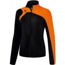 Erima CLUB 1900 2.0 REPREZENTAČNÍ bunda dámská černá/Oranžová