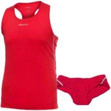 Set CRAFT Multi 2-pack Girl 1900042 červená