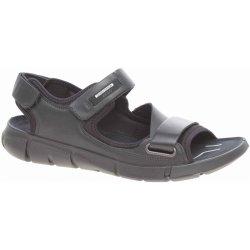 Ecco Intrinsic Sandal sandály 84205451052 black black 84205451052