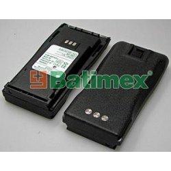 Baterie pro vysílačky  Motorola CP040 1650mAh 11.9Wh NiMH 7.2V - Baterie pro vysílačky