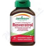 Jamieson Resveratrol 50mg extr.z červ.vína 30 cps.