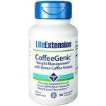 Life Extension CoffeGenic Green Coffee Extract 90 kapslí