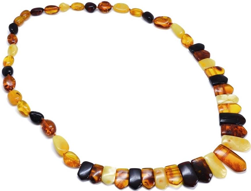 48e7e18ab Aranys Jantarový náhrdelník excluziv multicolor 156666-10512 od 1 599 Kč -  Heureka.cz