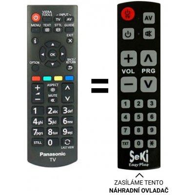 Dálkový ovladač Senior Panasonic N2QAYB000815