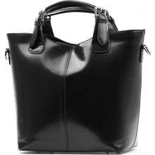 kabelka Agnes černá