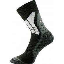 VoXX pánské teplé froté ponožky Extrém černá vhodné na treking a horskou  turistiku ed0f0adfd7