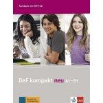 DaF Kompakt neu A1-B1 Kursbuch + 3CD –