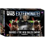 Warlord Games Doctor Who: Exterminate! - Davros & The New Dalek Empire
