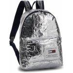 Tommy Hilfiger tju logo tape med backpack Tp AU0AU00462 stříbrná 2ea936623d9