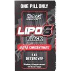 Nutrex Lipo 6 BLACK 60 tablet