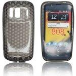 Pouzdro Koracell silikonové Nokia 808 PureView krystal efekt černé