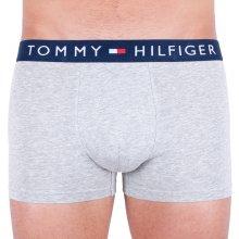 8e6e5fb1e5 Pánské boxerky Tommy Hilfiger šedé (UM0UM01345 004)