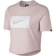 e0e824744585 Nike W NSW TOP SS CROP SWSH W AJ3765-699 růžové
