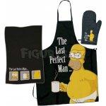 Kuchyňský set Simpsonovi - Last Perfect Man