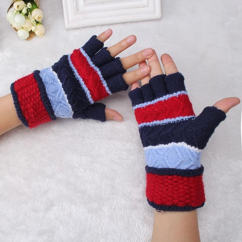 dámské pletené rukavice bez prstů od 89 Kč - Heureka.cz 04f0be81e9