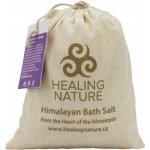 Healing Nature sůl koupelová s levandulí 1 kg