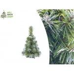 Umělý vánoční stromeček - Jedle zasněžená 45 cm