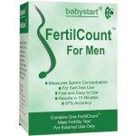 Fertilcount 2 použití - test mužské plodnosti