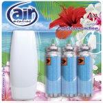 Air Happy náplň+rozprašovač Tah 3 x 15 ml