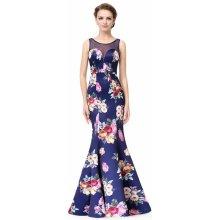 Ever-Pretty plesové šaty Anastázie modrá d014394fad7