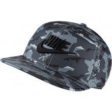 Nike U NSW Arobill Pro Cap Tech camo šedá 2b9067b4d9