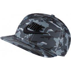 Nike U NSW Arobill Pro Cap Tech camo šedá od 553 Kč - Heureka.cz 91439bba56