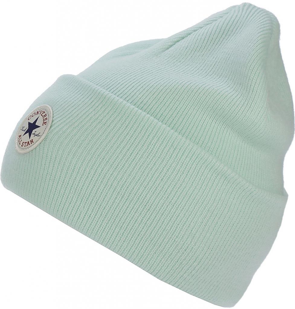 Converse Tall Cuff Watchcap Knit 561271 Mint Foam od 590 Kč - Heureka.cz 4695708aae