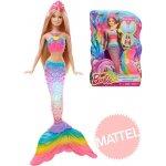 Mattel BRB Panenka Barbie 29cm mořská panna kouzelná